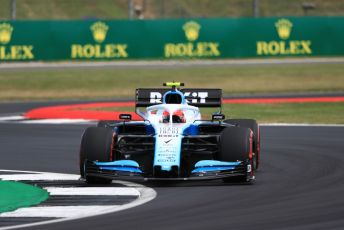 World © Octane Photographic Ltd. Formula 1 – British GP - Practice 2. ROKiT Williams Racing FW42 – Robert Kubica. Silverstone Circuit, Towcester, Northamptonshire. Friday 12th July 2019.