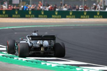 World © Octane Photographic Ltd. Formula 1 – British GP - Practice 2. Mercedes AMG Petronas Motorsport AMG F1 W10 EQ Power+ - Lewis Hamilton. Silverstone Circuit, Towcester, Northamptonshire. Friday 12th July 2019.