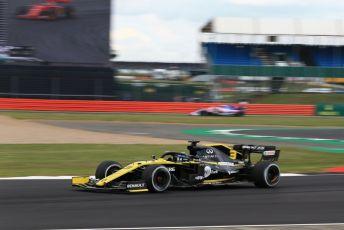 World © Octane Photographic Ltd. Formula 1 – British GP - Practice 2. Renault Sport F1 Team RS19 – Daniel Ricciardo. Silverstone Circuit, Towcester, Northamptonshire. Friday 12th July 2019.