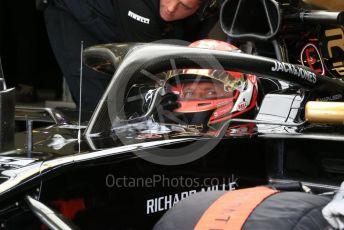 World © Octane Photographic Ltd. Formula 1 – British GP - Practice 3. Rich Energy Haas F1 Team VF19 – Kevin Magnussen. Silverstone Circuit, Towcester, Northamptonshire. Saturday 13th July 2019.