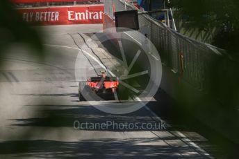 World © Octane Photographic Ltd. Formula 1 – Canadian GP. Practice 1. Scuderia Ferrari SF90 – Charles Leclerc. Circuit de Gilles Villeneuve, Montreal, Canada. Friday 7th June 2019.