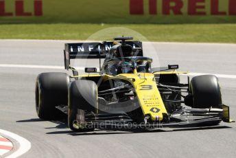 World © Octane Photographic Ltd. Formula 1 – Canadian GP. Practice 1. Renault Sport F1 Team RS19 – Daniel Ricciardo. Circuit de Gilles Villeneuve, Montreal, Canada. Friday 7th June 2019.