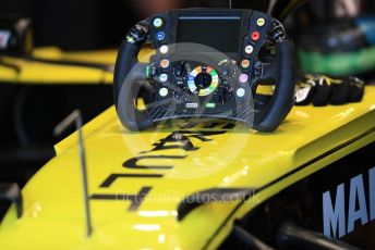 World © Octane Photographic Ltd. Formula 1 – Canadian GP. Practice 3. Renault Sport F1 Team RS19. Circuit de Gilles Villeneuve, Montreal, Canada. Saturday 8th June 2019.