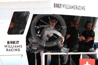 World © Octane Photographic Ltd. Formula 1 – Canadian GP. Practice 3. ROKiT Williams Racing FW 42 – George Russell. Circuit de Gilles Villeneuve, Montreal, Canada. Saturday 8th June 2019.