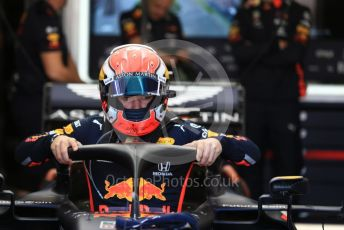 World © Octane Photographic Ltd. Formula 1 – Canadian GP. Practice 3. Aston Martin Red Bull Racing RB15 – Pierre Gasly. Circuit de Gilles Villeneuve, Montreal, Canada. Saturday 8th June 2019.
