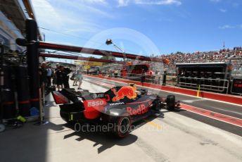 World © Octane Photographic Ltd. Formula 1 – Canadian GP. Practice 3. Aston Martin Red Bull Racing RB15 – Pierre Gasly. Circuit de Gilles Villeneuve, Montreal, Canada. Saturday 8th June 2019.