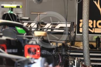 World © Octane Photographic Ltd. Formula 1 – Canadian GP. Pitlane. Rich Energy Haas F1 Team VF19. Circuit de Gilles Villeneuve, Montreal, Canada. Thursday 6th June 2019.