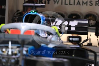 World © Octane Photographic Ltd. Formula 1 – Canadian GP. Pitlane. ROKiT Williams Racing FW 42. Circuit de Gilles Villeneuve, Montreal, Canada. Thursday 6th June 2019.
