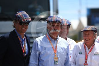 World © Octane Photographic Ltd. Formula 1 - French GP. Paddock. Chase Carey - Chief Executive Officer of the Formula One Group. Paul Ricard Circuit, La Castellet, France. Sunday 23rd June 2019.