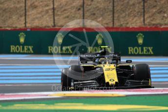 World © Octane Photographic Ltd. Formula 1 – French GP. Practice 1. Renault Sport F1 Team RS19 – Nico Hulkenberg. Paul Ricard Circuit, La Castellet, France. Friday 21st June 2019.