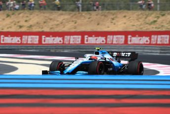 World © Octane Photographic Ltd. Formula 1 – French GP. Practice 2. ROKiT Williams Racing FW42 – Robert Kubica. Paul Ricard Circuit, La Castellet, France. Friday 21st June 2019.