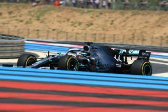 World © Octane Photographic Ltd. Formula 1 – French GP. Practice 2. Mercedes AMG Petronas Motorsport AMG F1 W10 EQ Power+ - Lewis Hamilton. Paul Ricard Circuit, La Castellet, France. Friday 21st June 2019.