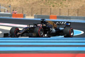 World © Octane Photographic Ltd. Formula 1 – French GP. Practice 2. Rich Energy Haas F1 Team VF19 – Romain Grosjean. Paul Ricard Circuit, La Castellet, France. Friday 21st June 2019.