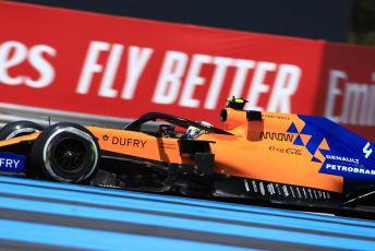 World © Octane Photographic Ltd. Formula 1 – French GP. Practice 2. McLaren MCL34 – Lando Norris. Paul Ricard Circuit, La Castellet, France. Friday 21st June 2019.