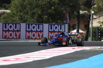 World © Octane Photographic Ltd. Formula 1 – French GP. Practice 2. Scuderia Toro Rosso STR14 – Alexander Albon. Paul Ricard Circuit, La Castellet, France. Friday 21st June 2019.