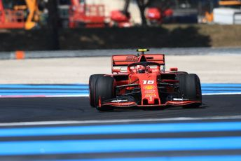 World © Octane Photographic Ltd. Formula 1 – French GP. Practice 2. Scuderia Ferrari SF90 – Charles Leclerc. Paul Ricard Circuit, La Castellet, France. Friday 21st June 2019.