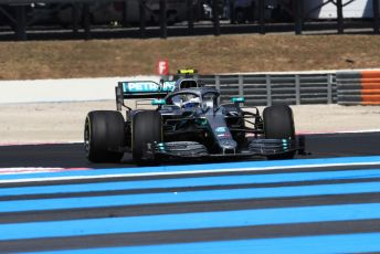 World © Octane Photographic Ltd. Formula 1 – French GP. Practice 2. Mercedes AMG Petronas Motorsport AMG F1 W10 EQ Power+ - Valtteri Bottas. Paul Ricard Circuit, La Castellet, France. Friday 21st June 2019.