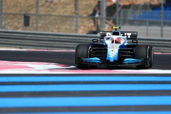 World © Octane Photographic Ltd. Formula 1 – French GP. Practice 2. ROKiT Williams Racing FW42 – Robert Kubica. Paul Ricard Circuit, La Castellet, France. Friday 21st June 2019.