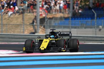 World © Octane Photographic Ltd. Formula 1 – French GP. Practice 2. Renault Sport F1 Team RS19 – Daniel Ricciardo. Paul Ricard Circuit, La Castellet, France. Friday 21st June 2019.