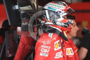 World © Octane Photographic Ltd. Formula 1 – French GP. Practice 3. Scuderia Ferrari SF90 – Charles Leclerc. Paul Ricard Circuit, La Castellet, France. Saturday 22nd June 2019.