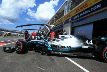 World © Octane Photographic Ltd. Formula 1 – French GP. Practice 3. Mercedes AMG Petronas Motorsport AMG F1 W10 EQ Power+ - Lewis Hamilton. Paul Ricard Circuit, La Castellet, France. Saturday 22nd June 2019.