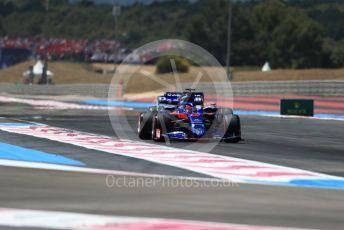 World © Octane Photographic Ltd. Formula 1 – French GP. Qualifying. Scuderia Toro Rosso STR14 – Daniil Kvyat. Paul Ricard Circuit, La Castellet, France. Saturday 22nd June 2019.