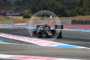 World © Octane Photographic Ltd. Formula 1 – French GP. Qualifying. Rich Energy Haas F1 Team VF19 – Romain Grosjean. Paul Ricard Circuit, La Castellet, France. Saturday 22nd June 2019.