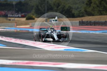 World © Octane Photographic Ltd. Formula 1 – French GP. Qualifying. Mercedes AMG Petronas Motorsport AMG F1 W10 EQ Power+ - Valtteri Bottas. Paul Ricard Circuit, La Castellet, France. Saturday 22nd June 2019.