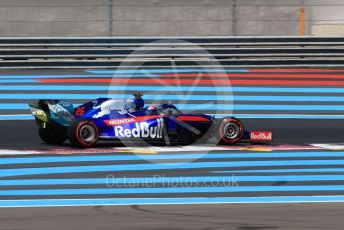 World © Octane Photographic Ltd. Formula 1 – French GP. Qualifying. Scuderia Toro Rosso STR14 – Daniil Kvyat. Paul Ricard Circuit, La Castellet, France. Saturday 22nd June 2019.