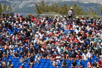 World © Octane Photographic Ltd. Formula 1 – French GP. Qualifying. Fans Paul Ricard Circuit, La Castellet, France. Saturday 22nd June 2019.