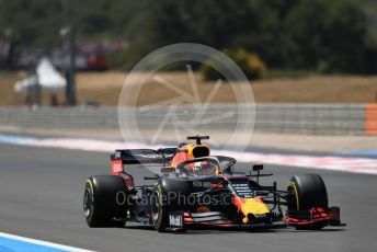 World © Octane Photographic Ltd. Formula 1 – French GP. Qualifying. Aston Martin Red Bull Racing RB15 – Max Verstappen. Paul Ricard Circuit, La Castellet, France. Saturday 22nd June 2019.