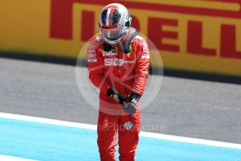 World © Octane Photographic Ltd. Formula 1 – French GP. Qualifying. Scuderia Ferrari SF90 – Charles Leclerc. Paul Ricard Circuit, La Castellet, France. Saturday 22nd June 2019.