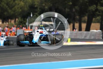 World © Octane Photographic Ltd. Formula 1 – French GP. Race. ROKiT Williams Racing FW42 – Robert Kubica. Paul Ricard Circuit, La Castellet, France. Sunday 23rd June 2019.