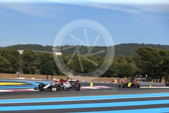 World © Octane Photographic Ltd. Formula 1 – French GP. Race. Alfa Romeo Racing C38 – Antonio Giovinazzi. Paul Ricard Circuit, La Castellet, France. Sunday 23rd June 2019.