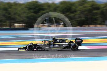 World © Octane Photographic Ltd. Formula 1 – French GP. Race. Renault Sport F1 Team RS19 – Nico Hulkenberg. Paul Ricard Circuit, La Castellet, France. Sunday 23rd June 2019.