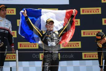 World © Octane Photographic Ltd. FIA Formula 2 (F2) – French GP - Race 2. BWT Arden - Anthoine Hubert. Circuit Paul Ricard, La Castellet. Sunday 23rd 2019.
