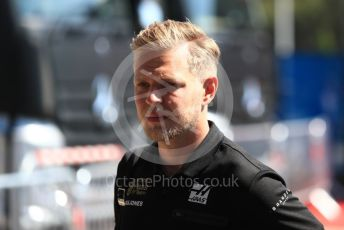 World © Octane Photographic Ltd. Formula 1 – French GP. Paddock. Rich Energy Haas F1 Team VF19 – Kevin Magnussen. Paul Ricard Circuit, La Castellet, France. Saturday 22nd June 2019.