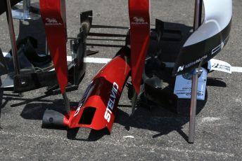 World © Octane Photographic Ltd. Formula 1 – French GP. Pit Lane. Alfa Romeo Racing C38. Paul Ricard Circuit, La Castellet, France. Thursday 20th June 2019.