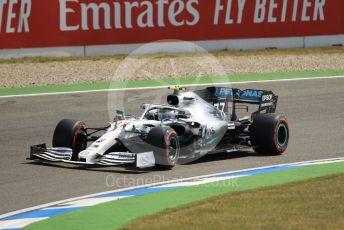World © Octane Photographic Ltd. Formula 1 – German GP - Practice 1. Mercedes AMG Petronas Motorsport AMG F1 W10 EQ Power+ - Valtteri Bottas. Hockenheimring, Hockenheim, Germany. Friday 26th July 2019.