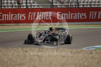 World © Octane Photographic Ltd. Formula 1 – German GP - Practice 1. Rich Energy Haas F1 Team VF19 – Kevin Magnussen. Hockenheimring, Hockenheim, Germany. Friday 26th July 2019.