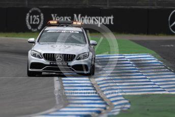 World © Octane Photographic Ltd. Formula 1 – German GP - Practice 3. Mercedes AMG E63 Estate Medical Car. Hockenheimring, Hockenheim, Germany. Saturday 27th July 2019.