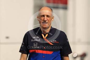 World © Octane Photographic Ltd. Formula 1 - German GP - Paddock. Franz Tost – Team Principal of Scuderia Toro Rosso. Hockenheimring, Hockenheim, Germany. Thursday 25th July 2019.