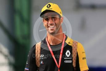 World © Octane Photographic Ltd. Formula 1 – Hungarian GP - Practice 1. Renault Sport F1 Team RS19 – Daniel Ricciardo. Hungaroring, Budapest, Hungary. Friday 2nd August 2019.