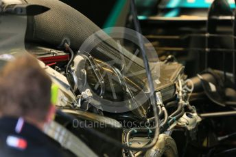 World © Octane Photographic Ltd. Formula 1 – Hungarian GP - Practice 1. Mercedes AMG Petronas Motorsport AMG F1 W10 EQ Power+. Hungaroring, Budapest, Hungary. Friday 2nd August 2019.