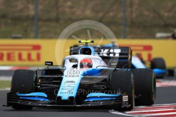 World © Octane Photographic Ltd. Formula 1 – Hungarian GP - Practice 1. ROKiT Williams Racing FW42 – Robert Kubica. Hungaroring, Budapest, Hungary. Friday 2nd August 2019.