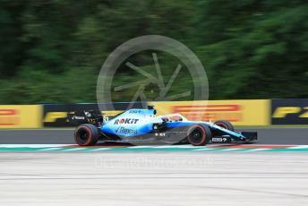 World © Octane Photographic Ltd. Formula 1 – Hungarian GP - Practice 2. ROKiT Williams Racing FW 42 – George Russell. Hungaroring, Budapest, Hungary. Friday 2nd August 2019.