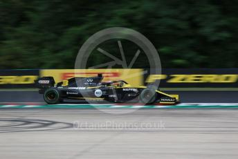 World © Octane Photographic Ltd. Formula 1 – Hungarian GP - Practice 2. Renault Sport F1 Team RS19 – Daniel Ricciardo. Hungaroring, Budapest, Hungary. Friday 2nd August 2019.