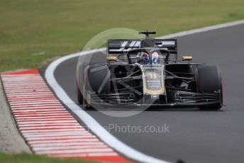 World © Octane Photographic Ltd. Formula 1 – Hungarian GP - Practice 3. Rich Energy Haas F1 Team VF19 – Romain Grosjean. Hungaroring, Budapest, Hungary. Saturday 3rd August 2019.