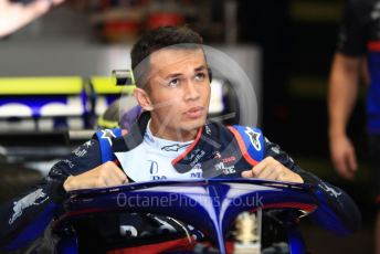 World © Octane Photographic Ltd. Formula 1 – Hungarian GP - Practice 3. Scuderia Toro Rosso STR14 – Alexander Albon. Hungaroring, Budapest, Hungary. Saturday 3rd August 2019.