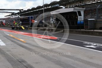 World © Octane Photographic Ltd. Formula 1 – Hungarian GP - Practice 3. Renault Sport F1 Team RS19 – Nico Hulkenberg. Hungaroring, Budapest, Hungary. Saturday 3rd August 2019.